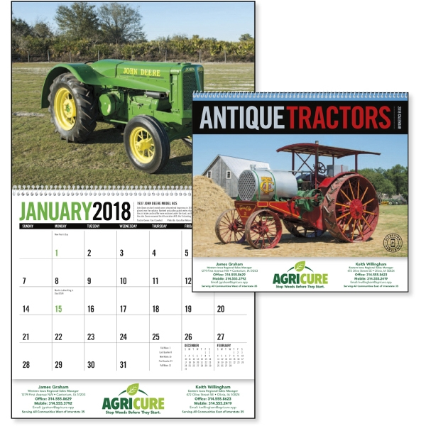 Custom Antique Tractors