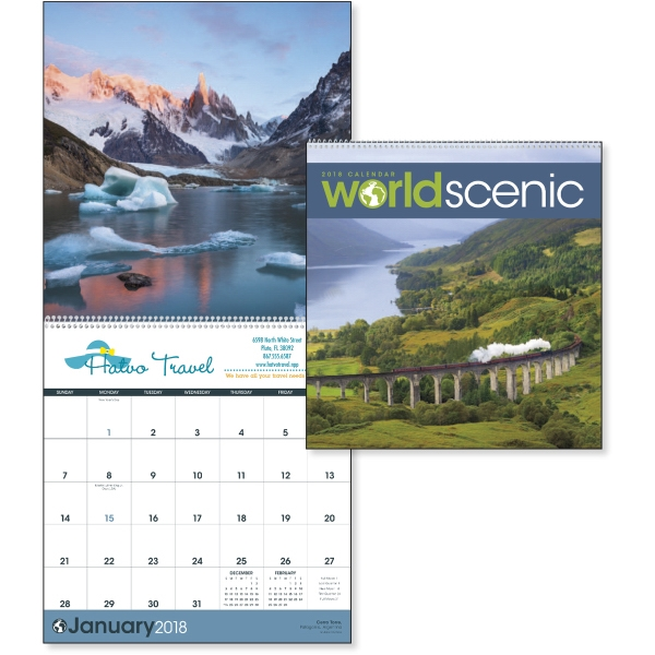 Personalized World Scenic