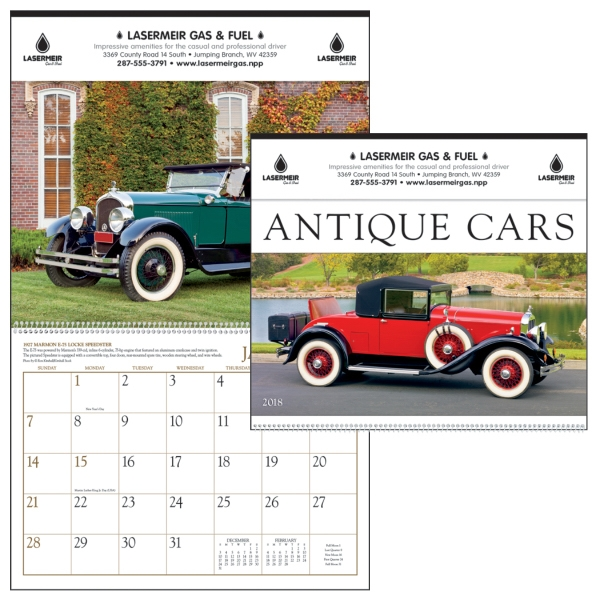 Customized Antique Cars