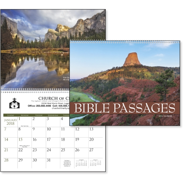 Promotional Bible Passages