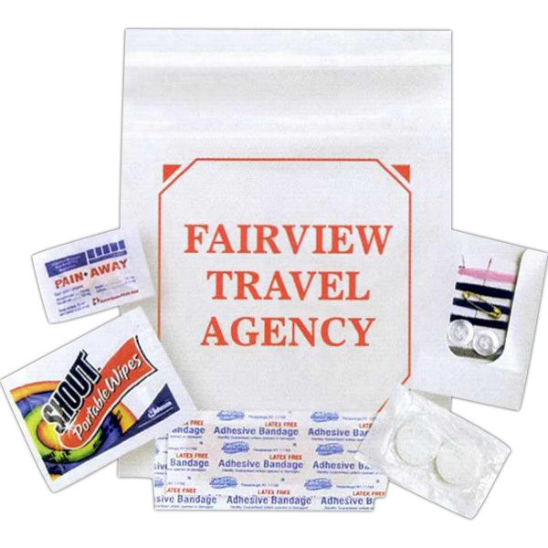 Imprinted Value Plus Travel Kit