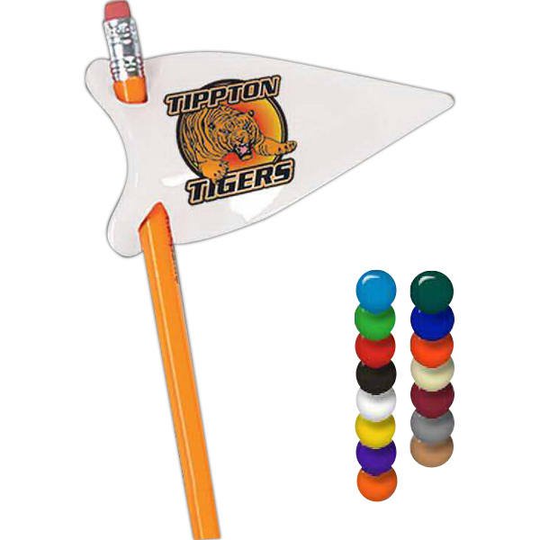 Promotional Pencil Pennant