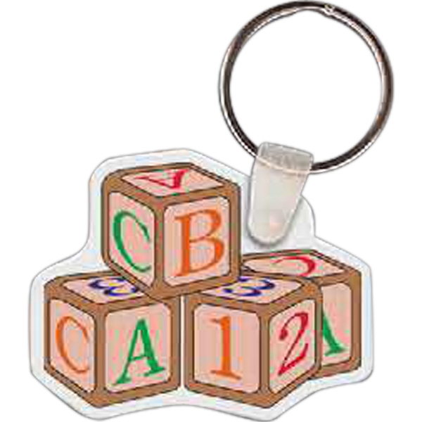 Custom Blocks Key Tag
