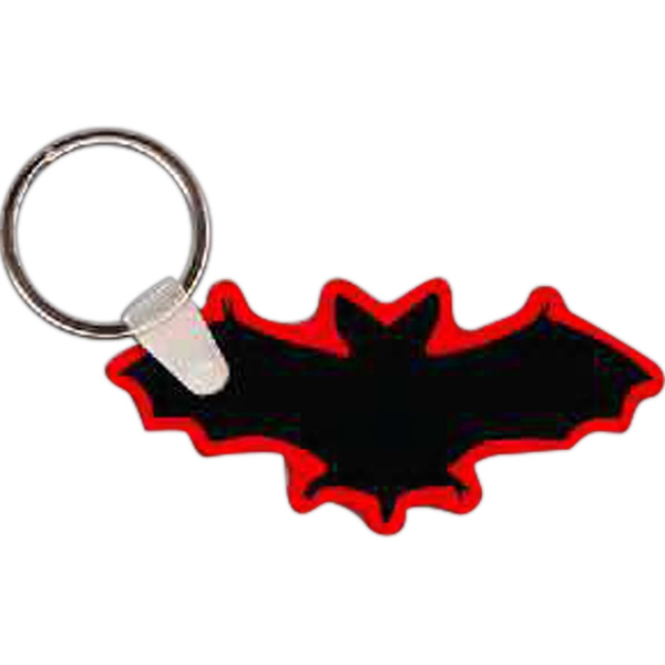 Promotional Bat Key Tag
