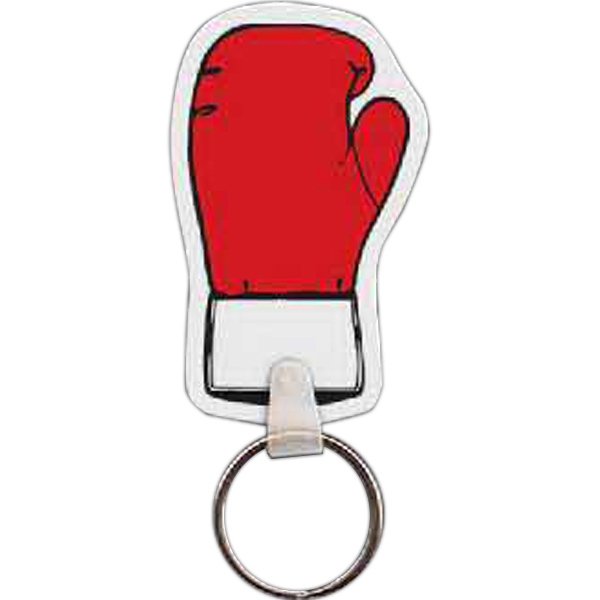 Personalized Boxing Glove Key Tag