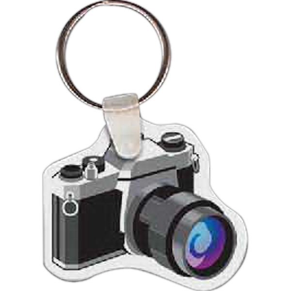 Personalized Camera Key tag