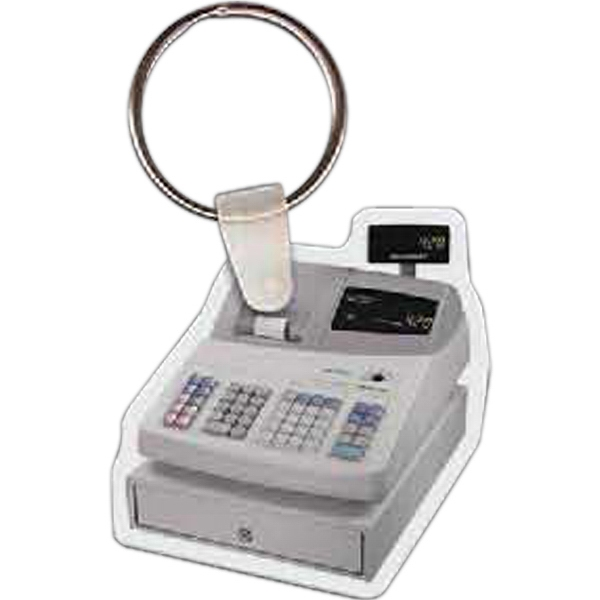 Promotional Cash Register Key Tag
