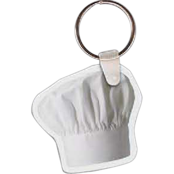 Custom Chef's Hat Key Tag