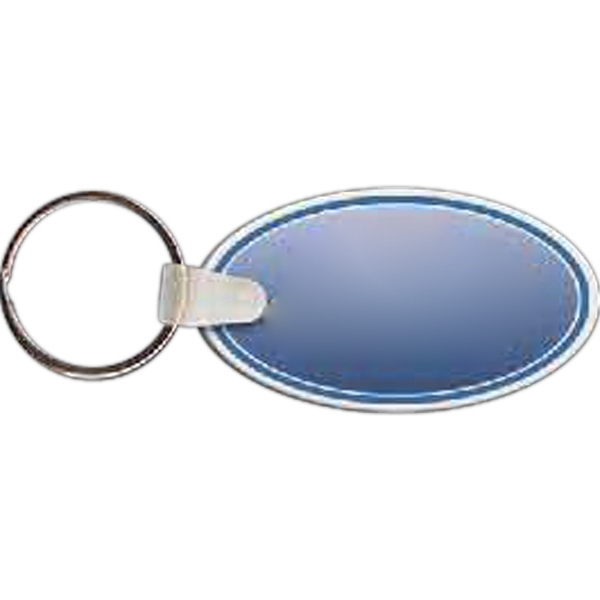 Personalized Ford Logo Key Tag