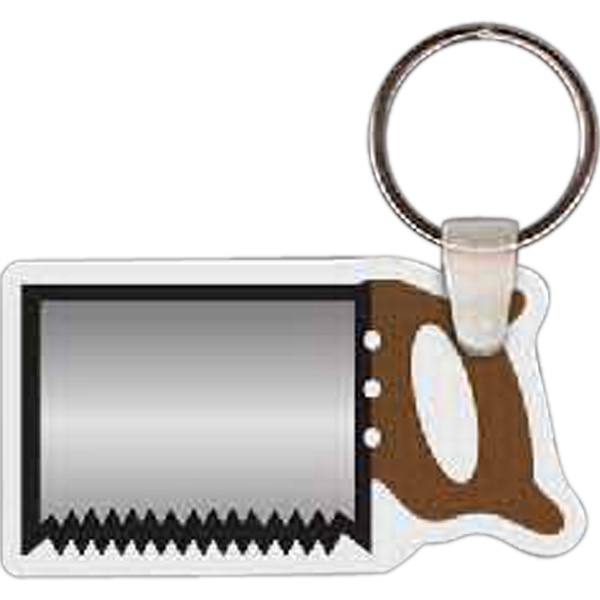 Promotional Hand Saw Key Tag