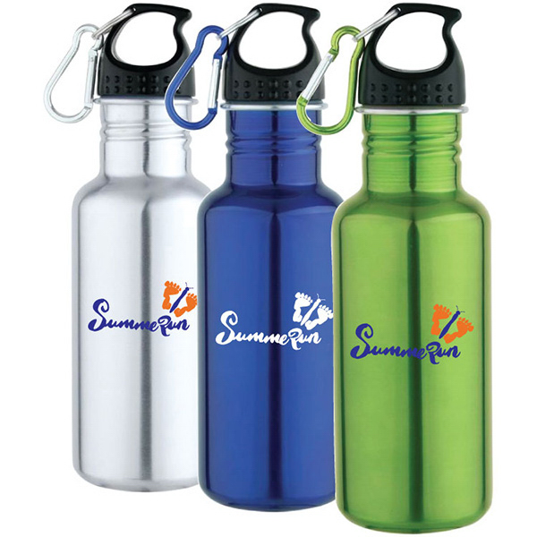 Promotional Yorba - 25 oz Stainless Steel Sports Bottle
