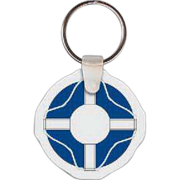 Promotional Life Preserver Key tag