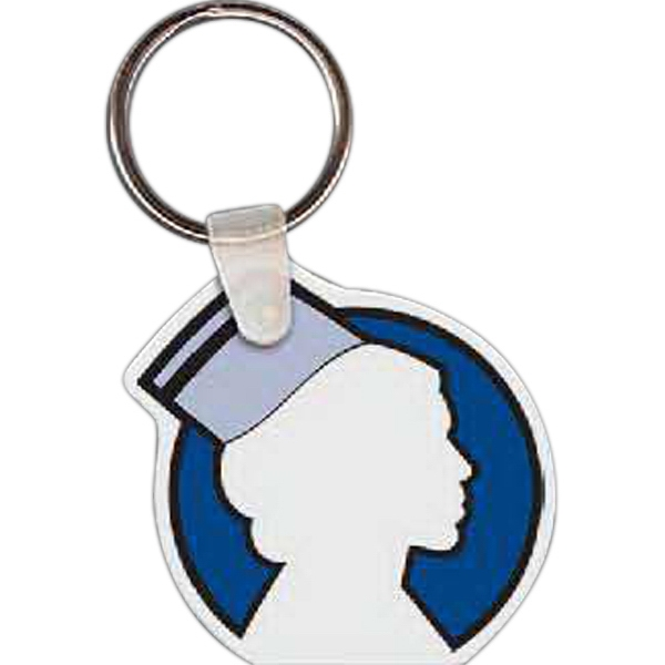 Printed Nurse Key Tag