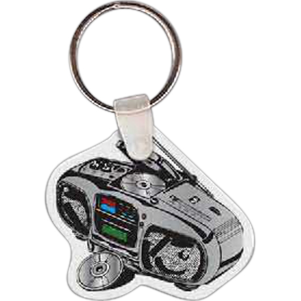 Customized Radio Key tag