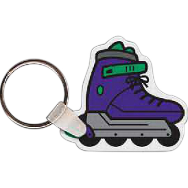 Promotional Roller Blade Key Tag