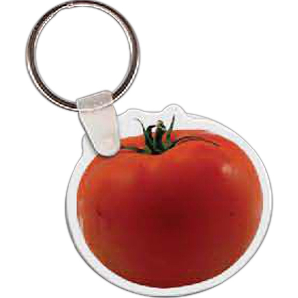 Customized Tomato Key Tag