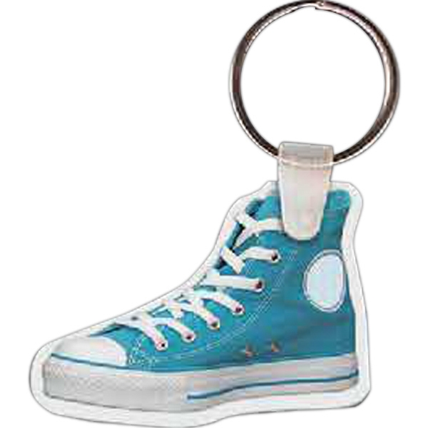 Personalized Tennis Shoe Key Tag
