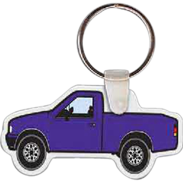 Customized Truck Key Tag