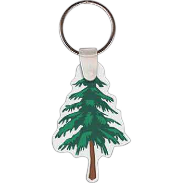 Printed Tree Key tag