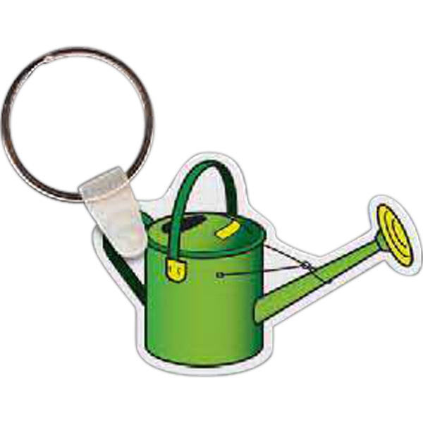 Printed Watering Can Key tag