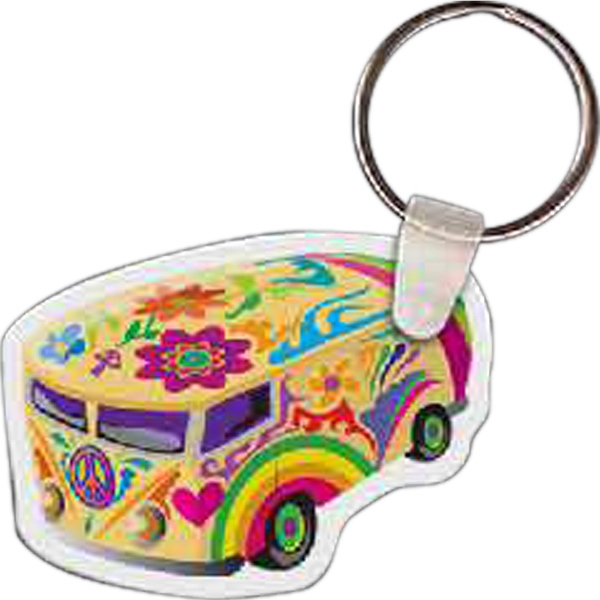 Personalized Van Key Tag