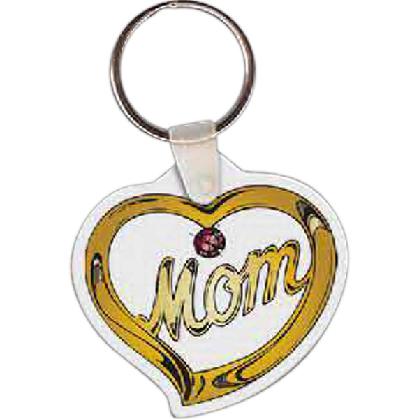 Custom Mother's Day Pendant Key tag