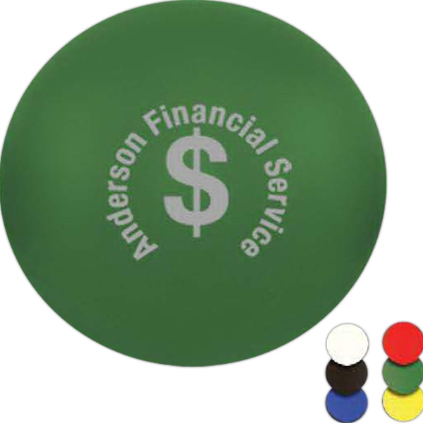 Customized Round Stress Ball