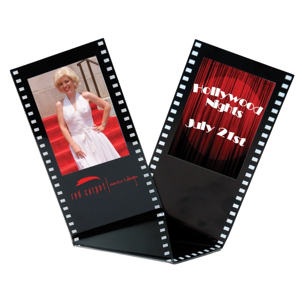 Printed Double Filmstrip Frame