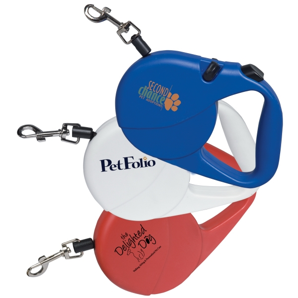 Promotional 16 ft Retractable Pet Leash