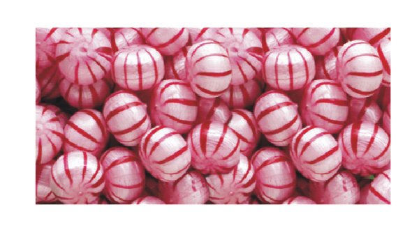 Personalized Hard Cinnamon Balls Hard Candy