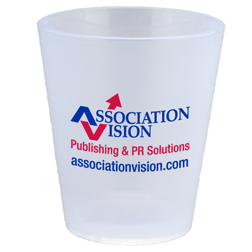 Promotional Shot Glass- 2 oz