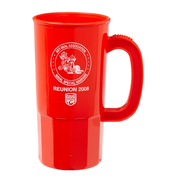 Imprinted Stein - 22 oz