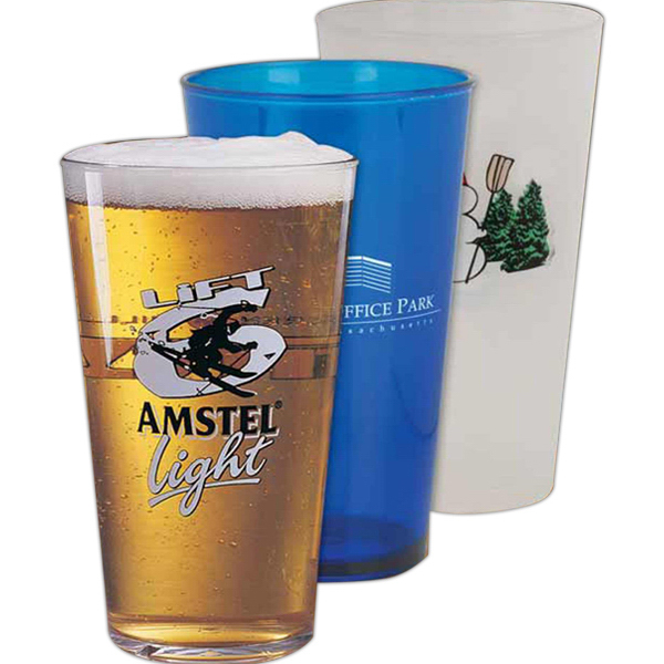 Imprinted 16 oz Pint Glass - Barware