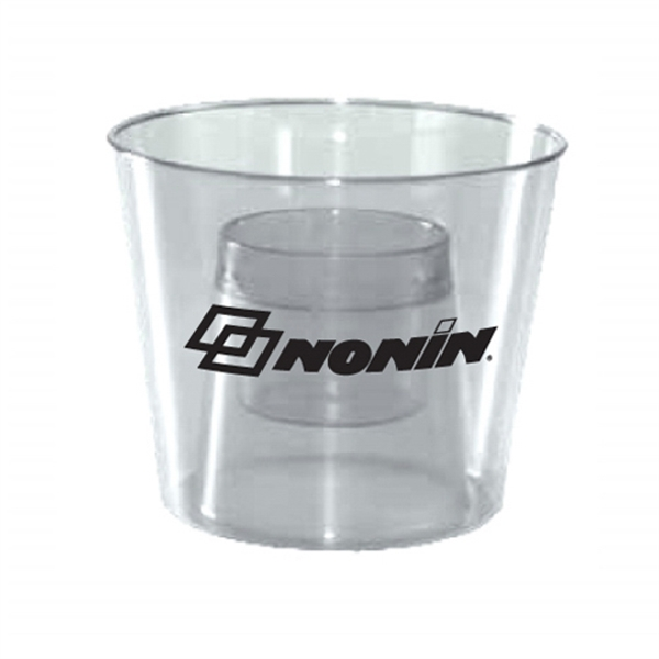 Personalized Bomber Shot Glass