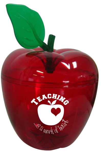 Promotional Apple Container