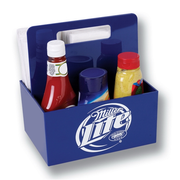 Promotional Condiment Caddy