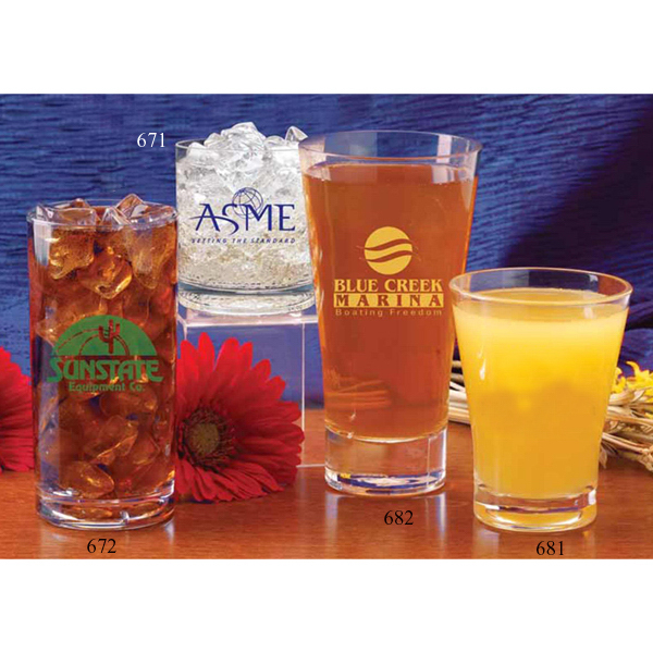Personalized Fluted Tumbler - Tall 20 oz