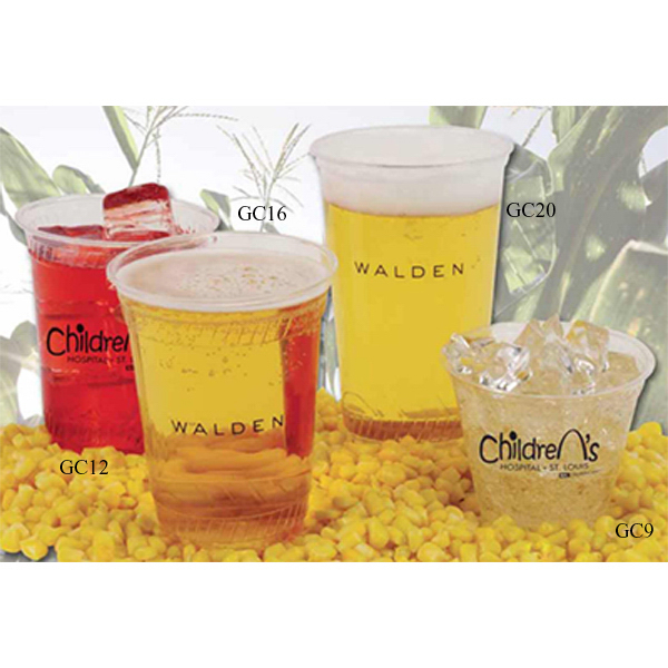 Printed Party Cup Medium