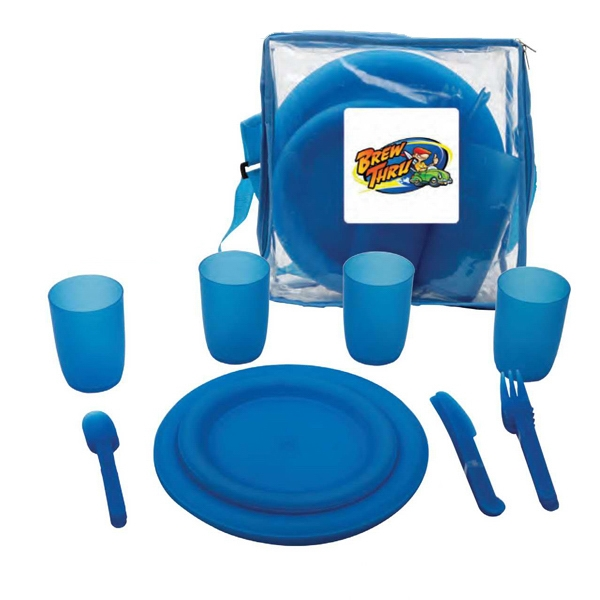 Promotional Twenty-Five Piece Picnic Set