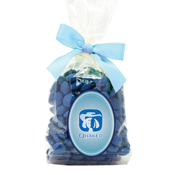 Customized Candy in stand up bag with bow