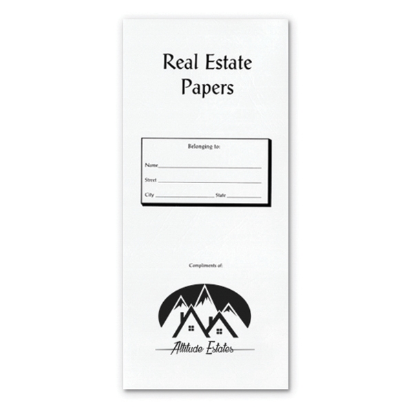 Customized Stock Document Pouches
