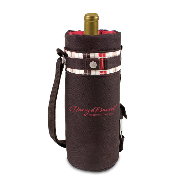 Personalized Wine Sack-Moka