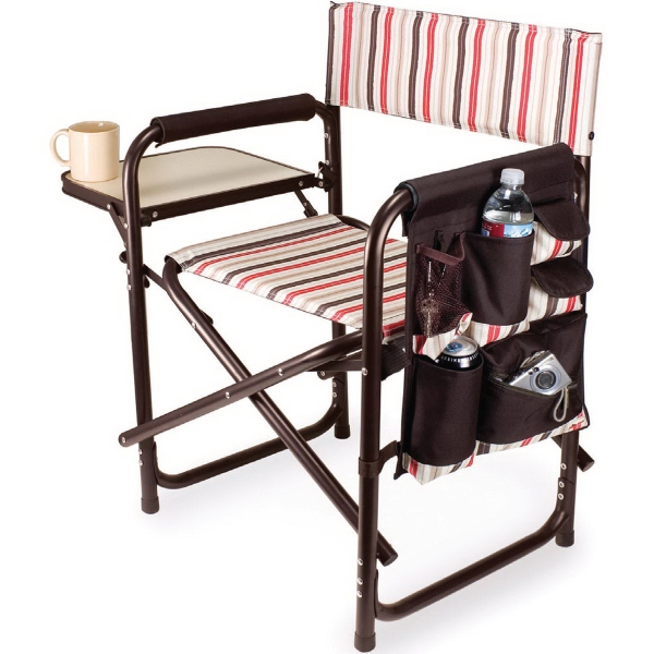 Personalized Sports Chair - Moka