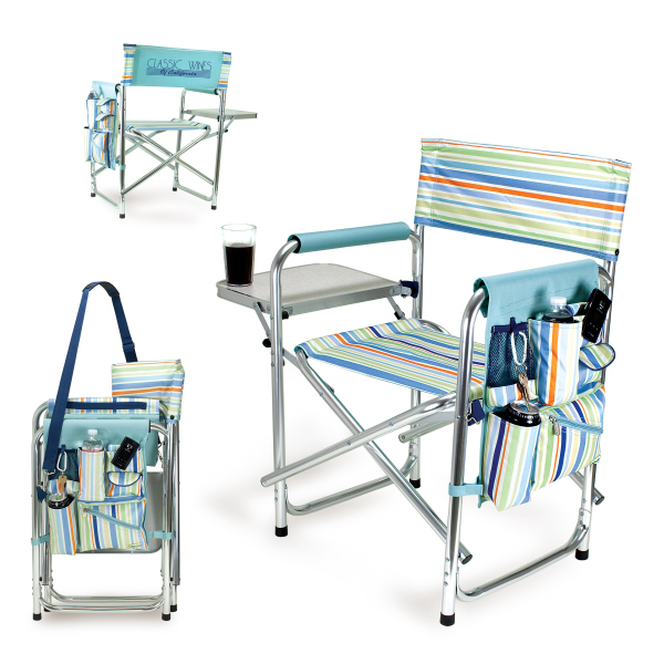 Promotional Sports Chair - St. Tropez