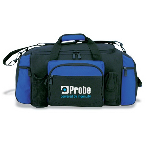Personalized Deluxe sports bag