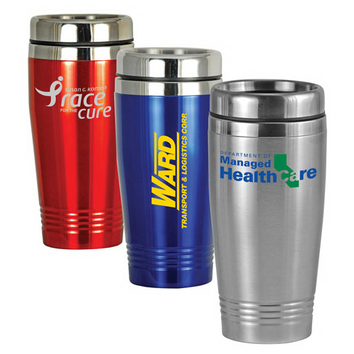 Personalized Stainless Steel Double Wall Tumbler