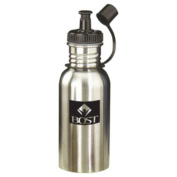 Customized Stainless Steel Sports Bottle with Sports Cap