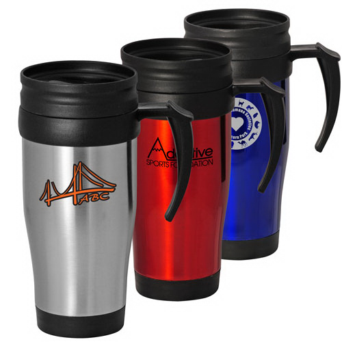 Custom 16 oz. Classic Stainless Steel Tumbler