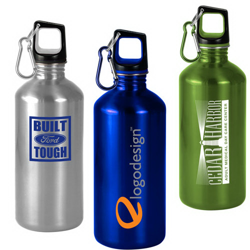 Customized 20 oz. Classic Stainless Steel Sports Bottle