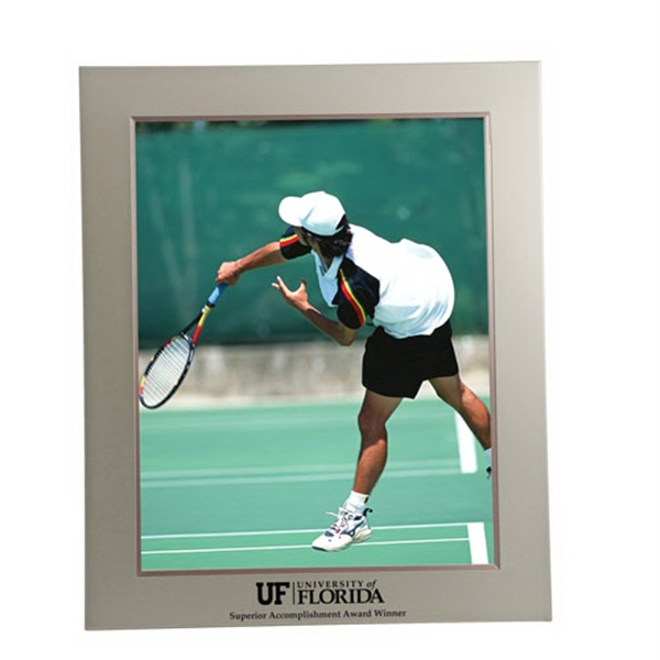 Promotional Ivory Collection Metal Picture Frame